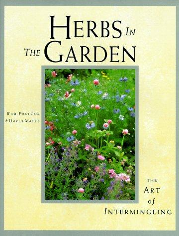 Herbs in the garden by Rob Proctor