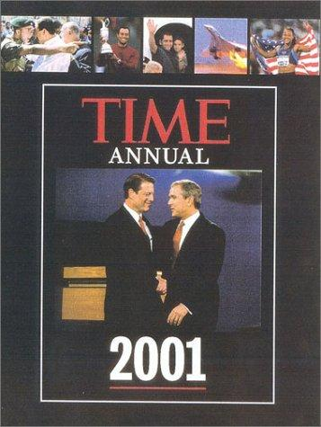 Time Annual 2001 by Time Magazine