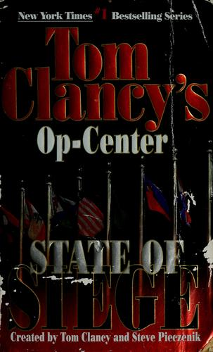 State of siege by Tom Clancy
