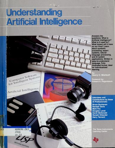 Understanding artificial intelligence by Henry C. Mishkoff