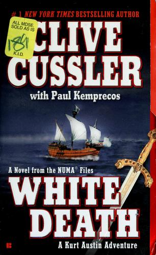 White death by Clive Cussler