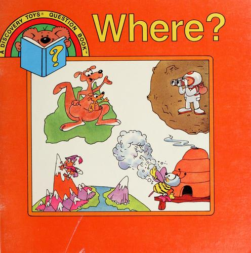 Where? by Kathie Billingslea Smith